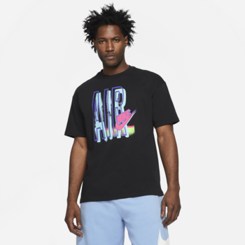 Nike Nike Men's Retro Air Tee Black/Multi DD1404 010
