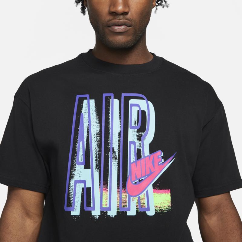 Nike Nike Men's Retro Air Tee Black/Multi DD1404 010
