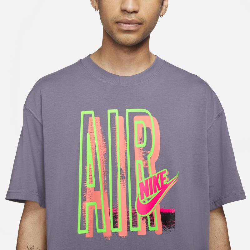 Nike Nike Men's Retro Air Tee Mauve/Multi DD1404 588