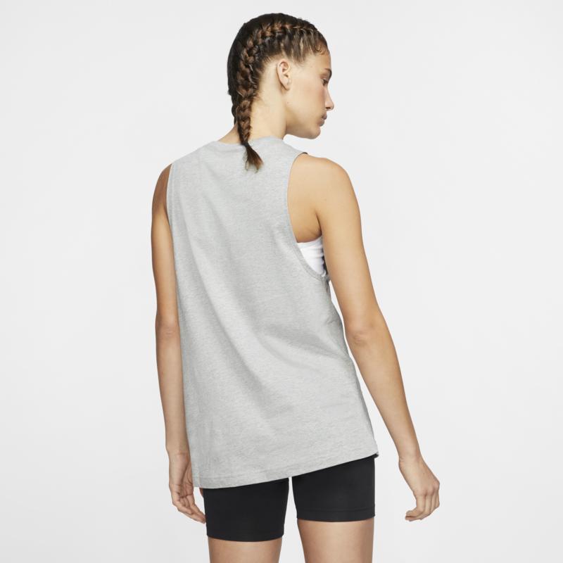 Nike Nike Women's Muscle Tack Light Grey/Black CW2206 051