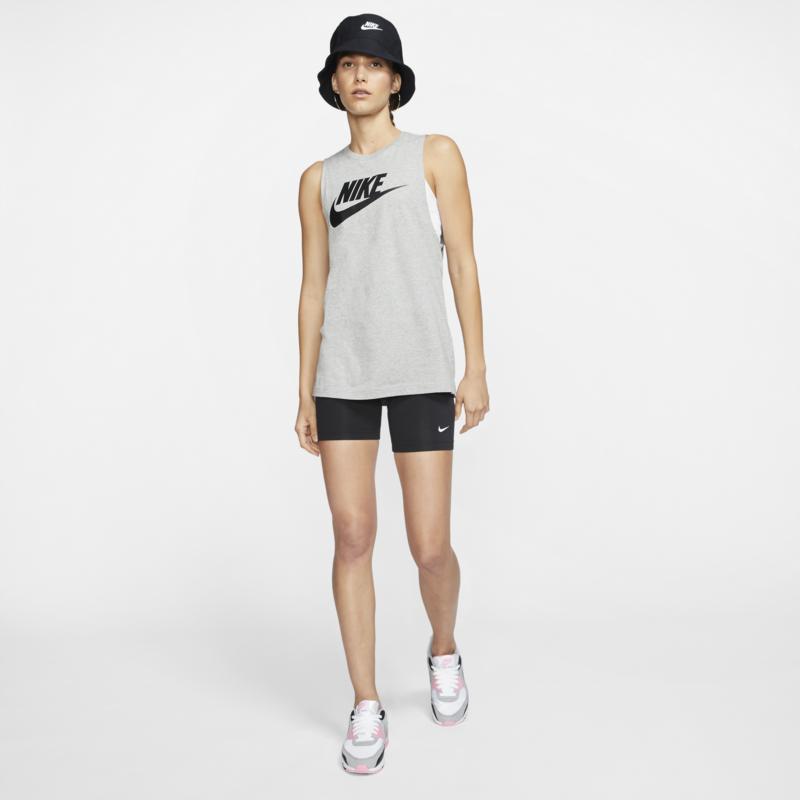 Nike Nike Women's Muscle Tank Light Grey/Black CW2206 051