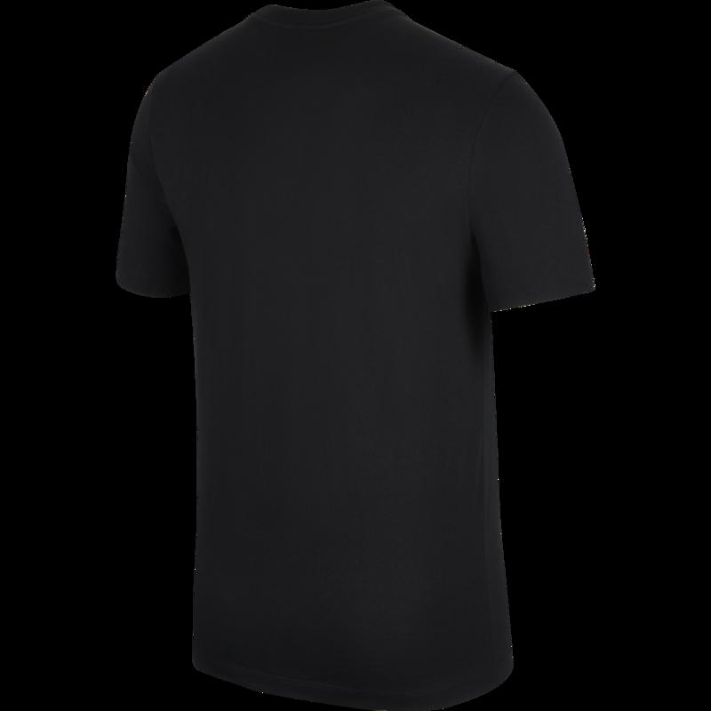Air Jordan Air Jordan Men's Wordmark T-Shirt Black/White/Red CK4212 013