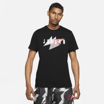 Air Jordan Air Jordan Men's Flight T-Shirt Black CZ8303 010