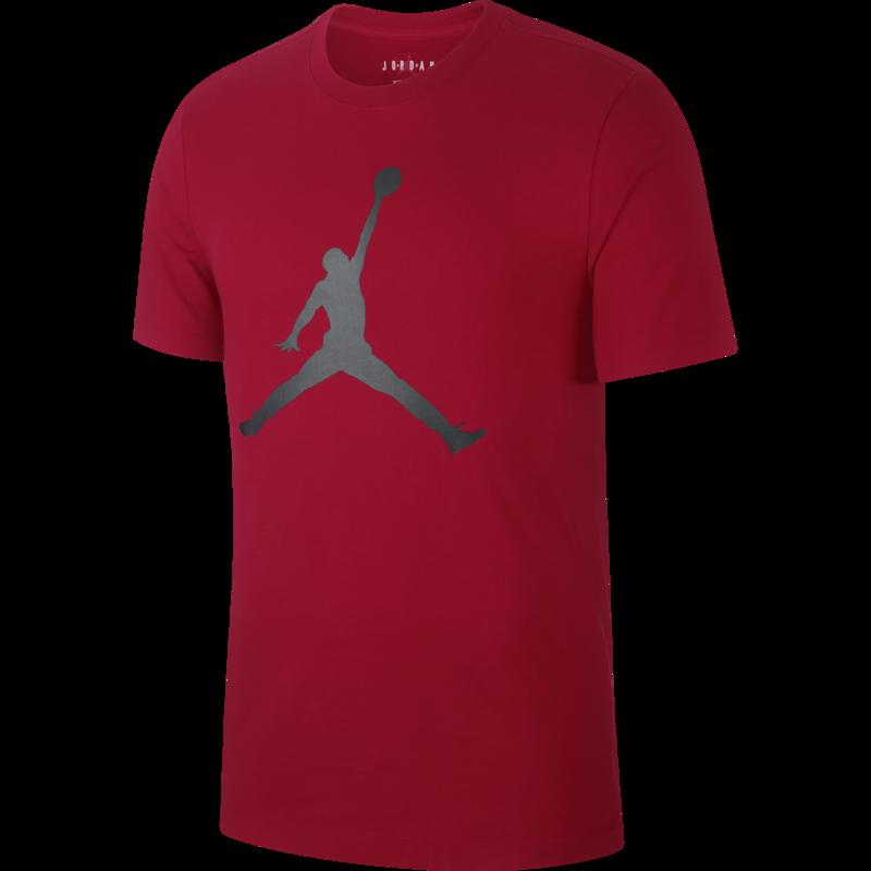 Air Jordan Air Jordan Men's Classic Jumpman Tee Red/Black CJ0921 687