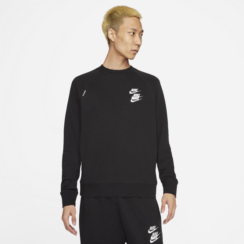 Nike Nike Men's Sportswear French Terry Crewneck DD0882 010
