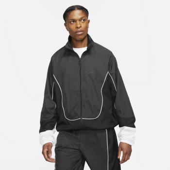 Nike Nike Men's Throwback Track Jacket Black/Black CV1931 070