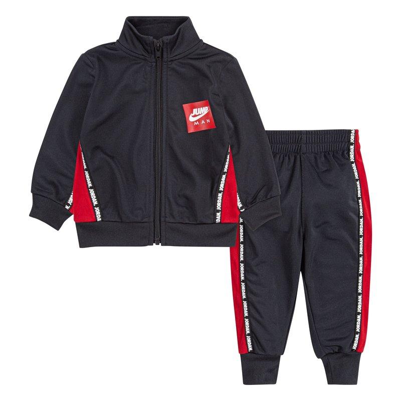 Air Jordan Air Jordan Kid's Jumpman Track Suit Black 65A450 023