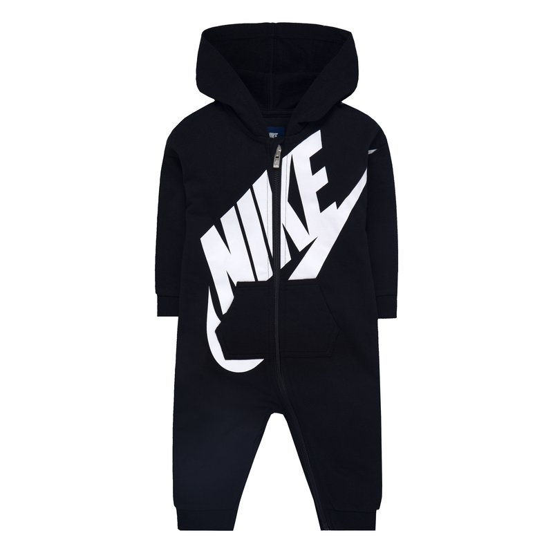 Nike Nike Toddler All Day Play Coverall 'Black' 6NB954 023