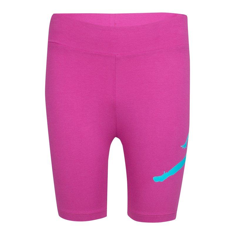 Air Jordan Air Jordan Youth Girls Wrap Bike Short 'Fire Pink' 457999 A2B