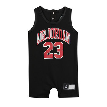 Air Jordan Air jordan Infant Jersey Romper 'Black' 556169 023