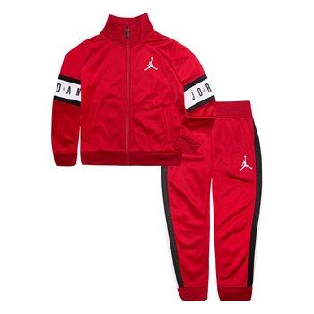Air Jordan Air Jordan Kids Tricot Set 'Gym Red' 855639 R78
