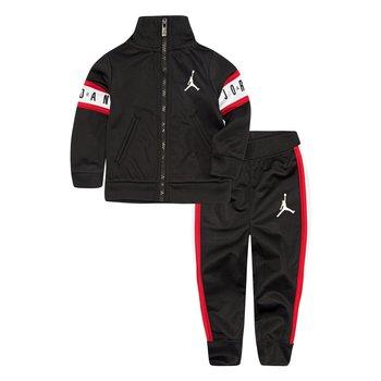 Air Jordan Air Jordan Kids Tricot Set 'Black' 855639 023