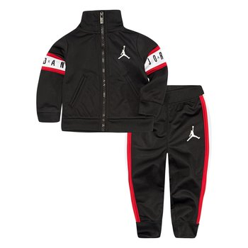 Air Jordan Air Jordan Toddler Tricot Set 'Black' 655639 023