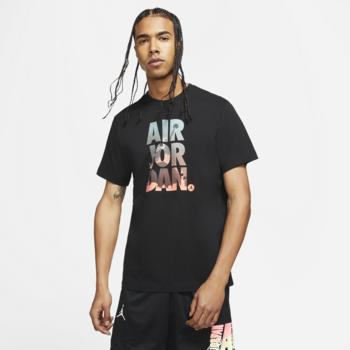 Air Jordan Air Jordan Men's GFX Tee 'Black' DC9354 010