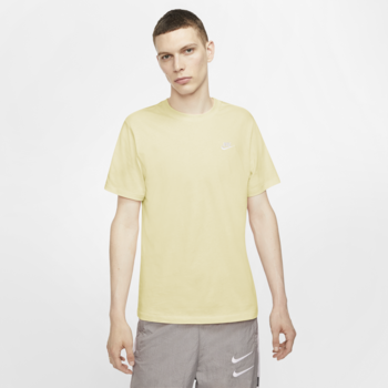 Nike Nike Sportswear Club Shirt Cream AR4997 113