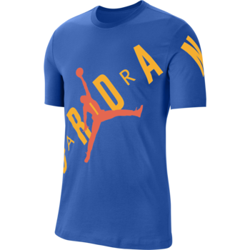 Air Jordan Air Jordan Men's HBR T-shirt 'Royal Blue' DA1894 403