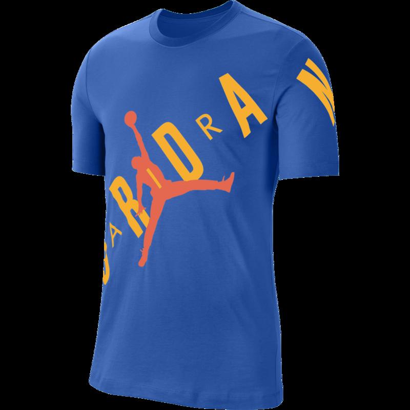 Air Jordan Air Jordan Men's HBR T-shirt 'Royal Blue' DA1894 403