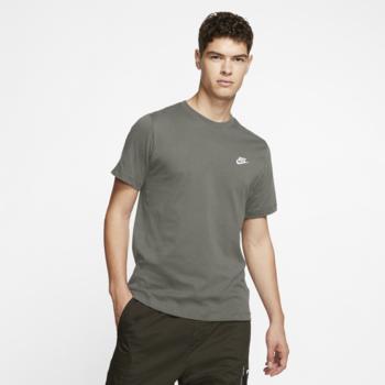 Nike Nike Sportswear Club Shirt Olive/White AR4997 320