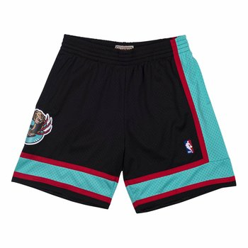 Mitchell & Ness Mitchell & Ness Vancouver Grizzlies Swingman Shorts Black/Teal