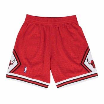 Mitchell & Ness Mitchell & Ness Chicago Bulls Swingman Shorts Red