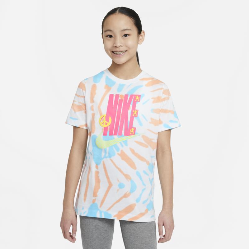 Nike Nike Big Kids Festival Tee DD4508 100
