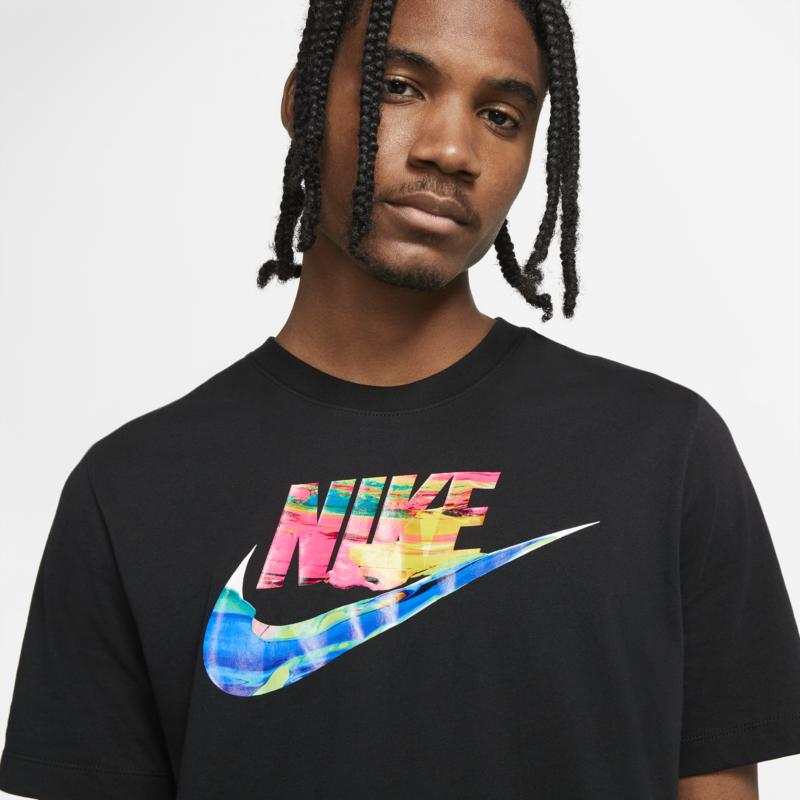 Nike Nike Men's Spring Break Tee Black/Multi DB6161 010