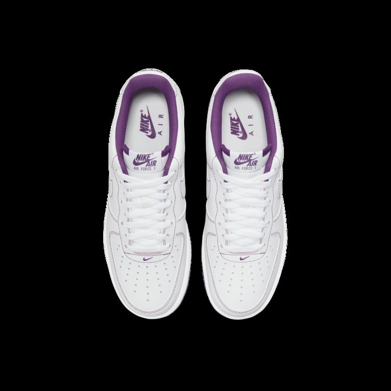 Nike Nike Men's Air Force 1 '07 White/Viotech CV1724 105