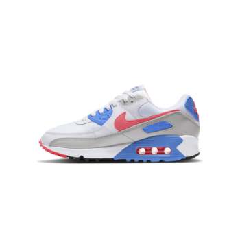 Nike Nike Women's Air Max III 'White/Hot Coral-Blue Crystal DA8856 100