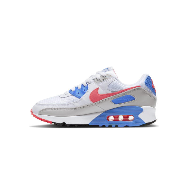 Nike Nike Women's Air Max III 'White/Hot Coral-Blue Crystal DA8856 100