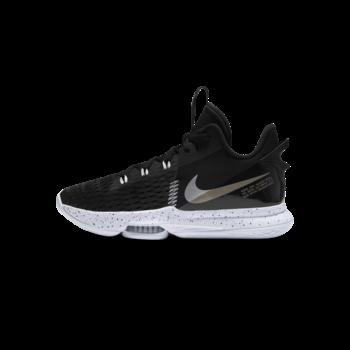 Nike Nike Men's Lebron Witness V 'Black/Metallic Silver-White CQ9380 001