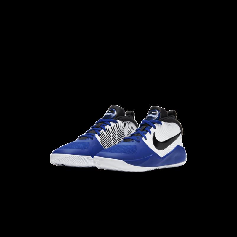 Nike Nike Team Hustle D9 'Game Royal/Black-White' GS AQ4224 405