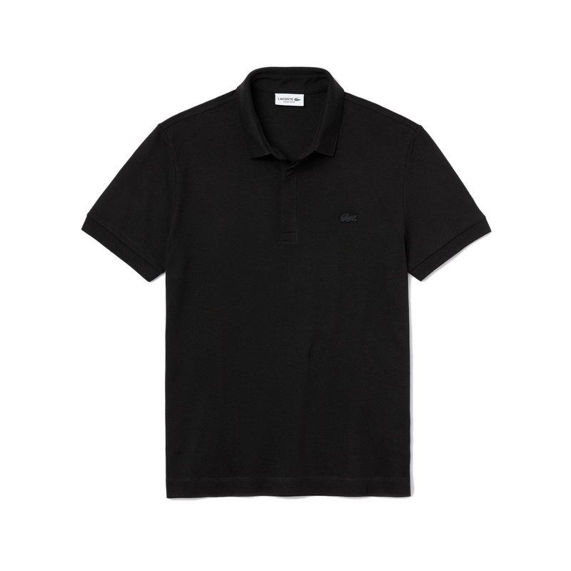 LACOSTE Lacoste Men's Stretch Cotton Paris Polo 'Black' PH5522 031