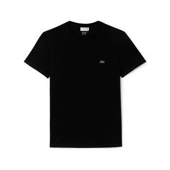 LACOSTE Lacoste Men's Crew Neck Pima Cotton Tshirt 'Black' TH6709 031