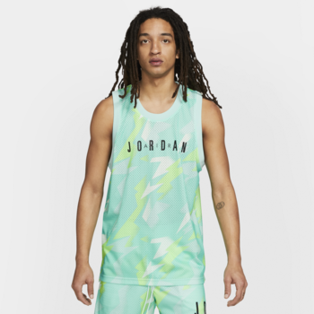 Air Jordan Air Jordan Jumpman Printed Jersey 'Sunset Pulse' CZ4738 675