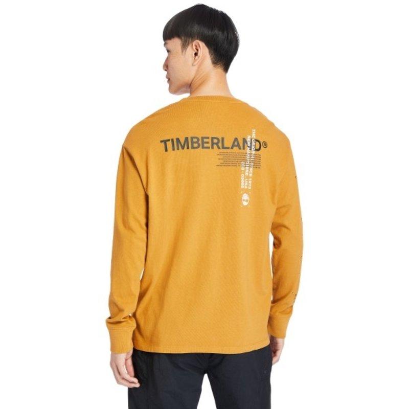 TIMBERLAND Timberland Men's Longsleeve 'Wheat' TB0A2DUR P47