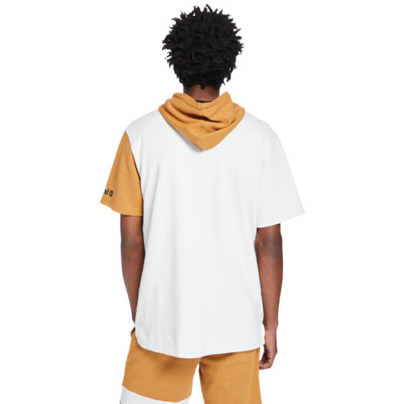TIMBERLAND Timberland Men's Pullover S/S 'Cream/Wheat' TB0A2FGK BS9