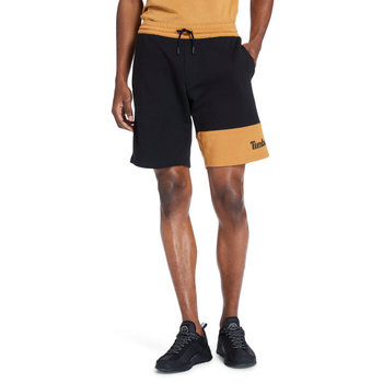 TIMBERLAND Timberland Men's Colorblock Short 'Black/Wheat' TB0A2FGM P56