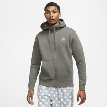 Nike Nike Sportswear Club Fleece Men's Full-Zip Hoodie 'Olive' BV2645 320