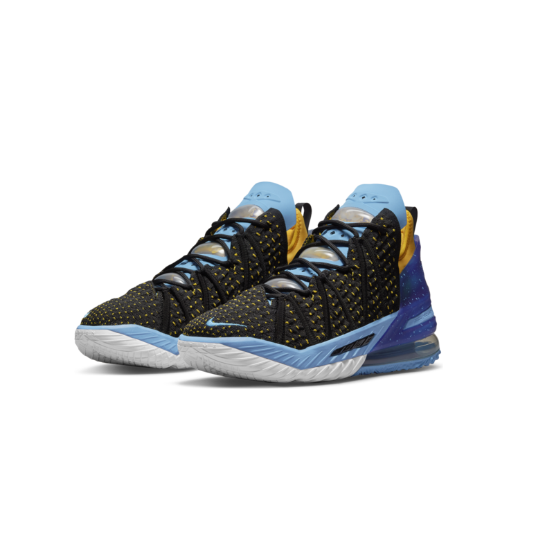 Nike Nike Lebron 18 'Minneapolis Lakers' CQ9283 006