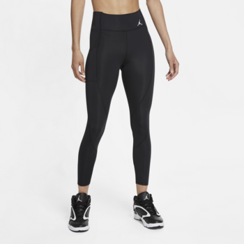 Air Jordan Air Jordan Women's 7/8 Leggings Essential Black/White CU6360 010