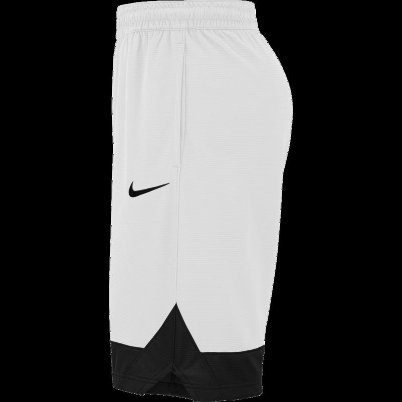 Nike Nike Men's Dri-Fit Basketball Shorts White/Black AJ3914 101