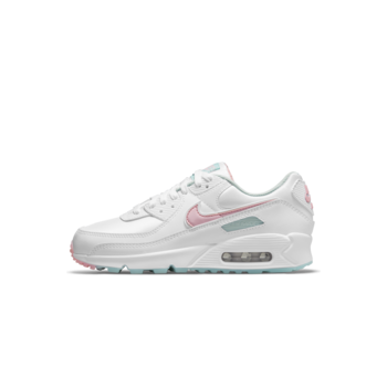 Nike Women's Air Max 90 'White/Arctic Punch' DJ1493 100