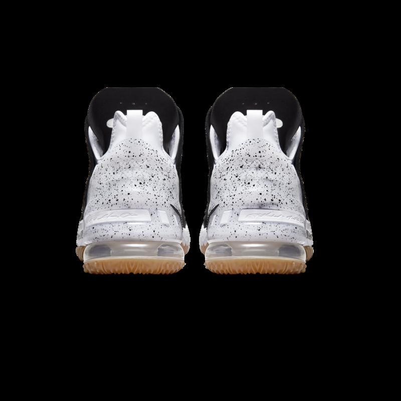 Nike Nike LEBRON XVIII 'Black/Gum' CQ9283 007