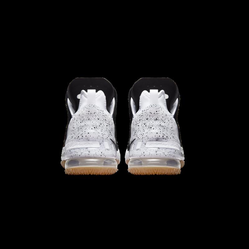Nike Nike LEBRON XVIII GS 'Black/Gum' CW2760 007