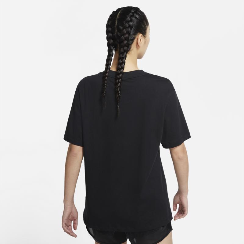 Nike Nike Air Women's Boyfriend Top Black/White CZ8614 010