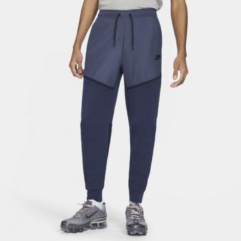 Nike Nike Men's Tech Fleece Woven Joggers Navy CZ9901 410