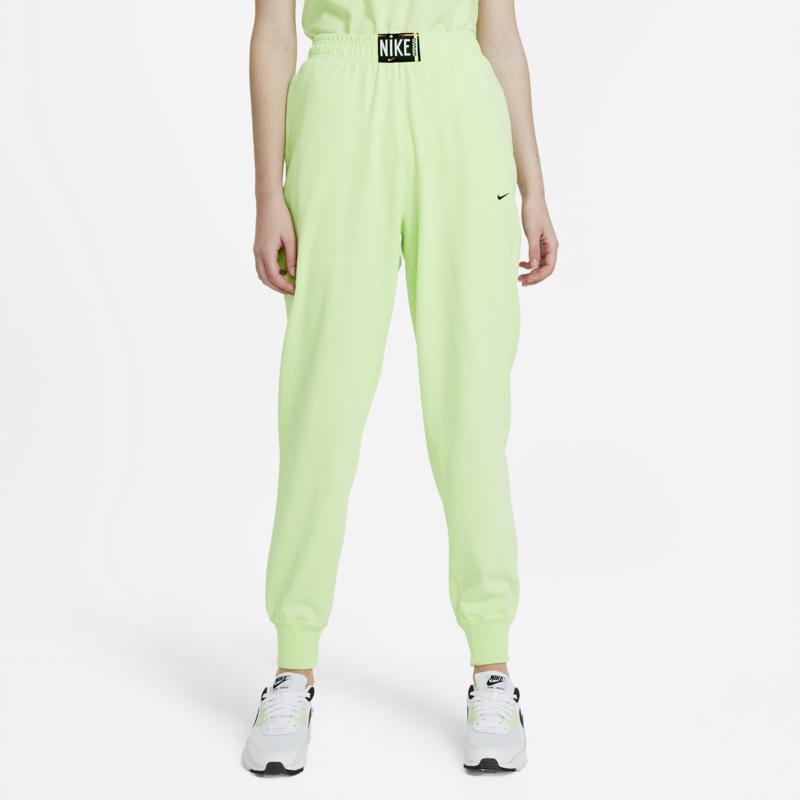 Nike Women's Washed Trousers Nike Sportswear Ghost Green CZ9859 358