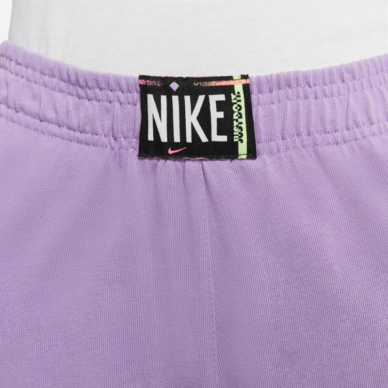 Nike Women's Washed Trousers Nike Sportswear Purple CZ9859 597