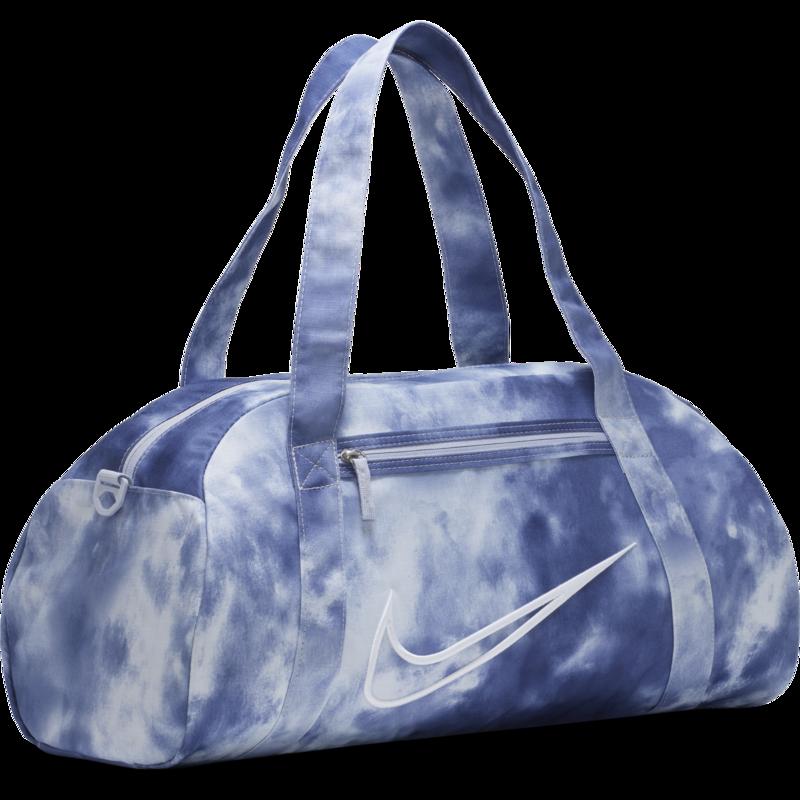 Nike Nike Gym Club Printed Training Duffel Bag Blue/White DB9873 569