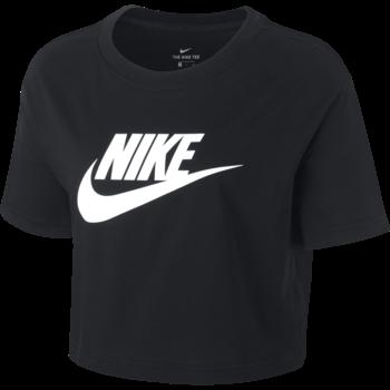 Nike Nike Women's Cropped Tee Black BV6175 010